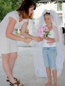 Фата – украшение любой невесты!